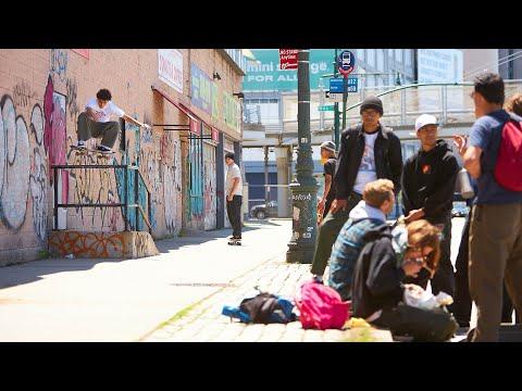 """Image for video Tantrum Skateboards """"Jattic Island"""" Video"""