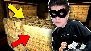 КАК ЗАРАБОТАТЬ 600.000$ ЗА 3 МИНУТЫ?! НОВОЕ ОГРАБЛЕНИЕ ИГОРЯ (Sneak Thief)