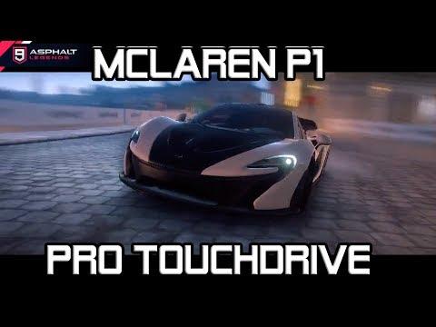 McLaren P1 Pro Touchdrive