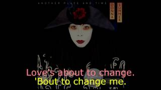 "Donna Summer - Love's About to Change My Heart (PWL 7"" Mix) LYRICS SHM"
