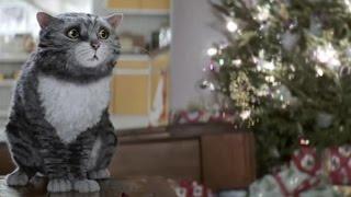 КОТ в ночь на РОЖДЕСТВО устроил КОШМАРноСМЕШНО\CAT.NIGHT.CHRISTMAS.NIGHTMARE but FUNNY