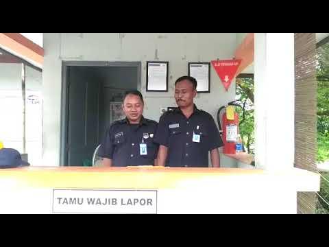 Deklarasi Anti Hoax Satpam PT. KALOG, Ds. Kebondalem Kidul Prambanan