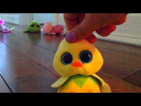 Beanie Boo The Duck Song