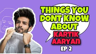 Things we don't know about Kartik Aaryan | Bollywood Trivia | RJ Sangy