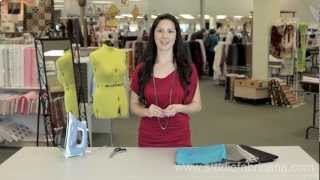 How To Prepare Your Fabric Before Sewing A Project