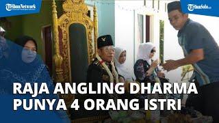 Raja Angling Dharma di Banten Ternyata Mempunyai 4 Istri, Salah Satu Istrinya Bikin Lagu Buat Jokowi