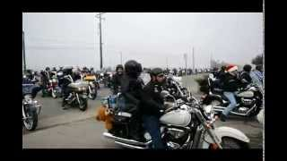 preview picture of video '31st annual bakersfield toy run 2014'