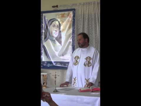 Padre Álvaro Macagnan Homilia Encerramento do Jubileu 125 anos das Irmãs SDS, no mundo