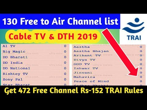 Orby Tv Channels List 2019