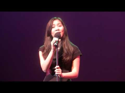 Ariana Joloya Singing Julianne's Tulak ng Bibig