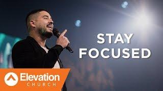 Stay Focused | Jonathan Josephs