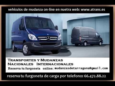 Mudanzas Tarragona, Reus, El Vendrell, Tortosa, Cambrils, Salou, Valls, Calafell, Amposta, Cunit