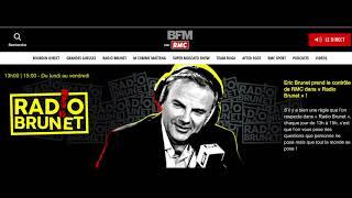 Lyonel De Diegoen direct surBFMTVetRadio Brunet RMC
