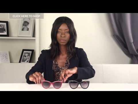D&G DG4207 Multicolor Polarized Sunglasses Review | VisionDirectAU