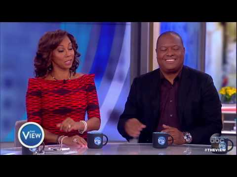 Holly Robinson Peete and Rodney Peete on 22 Years of Marriage   The View