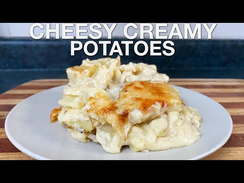 Cheesy Scalloped Potatoes - You Suck at Cooking (episode 117) music video cover