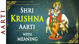 Aarti Kunj Bihari Ki | Shri Krishna Aarti with Lyrics & Meaning | Bhakti Songs