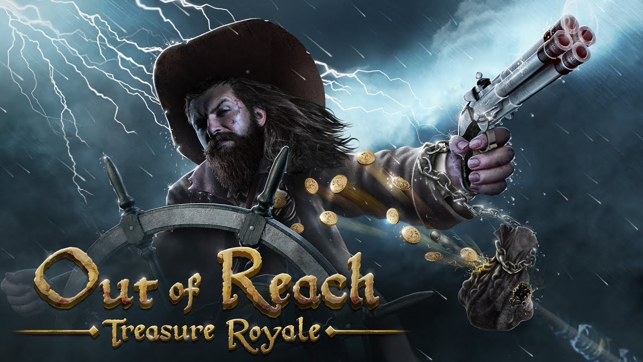 Анонсирующий трейлер игры Out of Reach: Treasure Royale