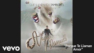 Porque Te Llaman Amor - Victor Manuelle (Video)