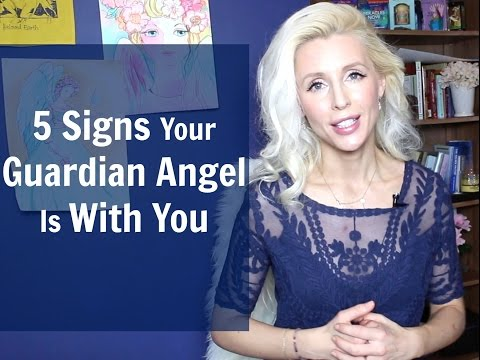5 Signs Your GUARDIAN ANGEL Is With You