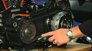 Harley-Davidson Engine & Clutch Internal Parts