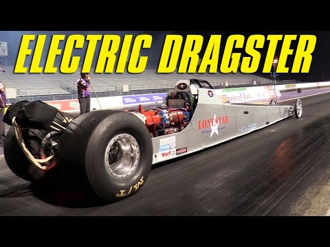 Electric Dragster's are the Future of Racing