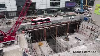 Eglinton Crosstown LRT project Update