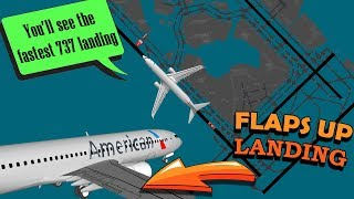 [REAL ATC] American B738 forced to land WITHOUT FLAPS AT JFK!