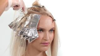 Youtube Thumbnail - Wella Professionals Color Re-New - Jamie Pierce