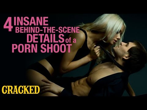 4 Insane Details Behind the Scenes of a Porn Shoot