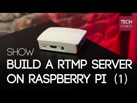 How to set up your own private RTMP server on dynamic IP - смотреть