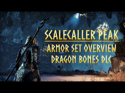 Steam Community Video Eso Dragon Bones Scalecaller Peak Dungeon Armor Set Overview The Elder Scrolls Online Like all styles, it is purely cosmetic. steam community
