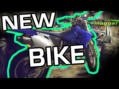 NEW DIRT BIKE FOR TRAIL RIDES