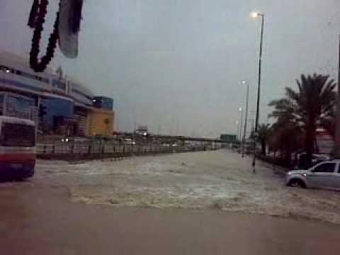 أمطار الرياض 03-05-2010