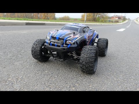 REMO 1635 - 1/16 brushless RC car With top speed 40 km/h !!