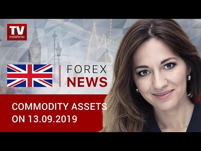 13.09.2019: No reasons for oil to rise. Ruble extending gains (Brent, USD, RUB)