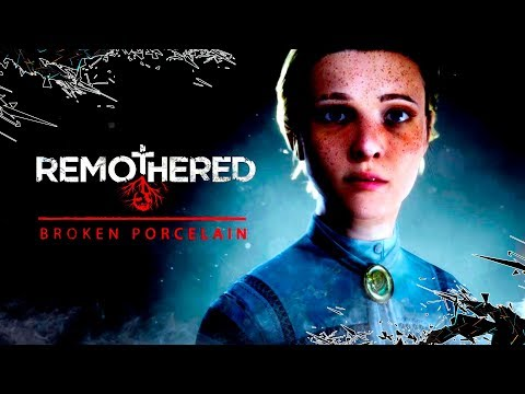 Remothered: Broken Porcelain ► Трейлер анонса на Gamescom 2019