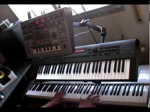 Blade Runner - End Titles, (by Vangelis) Live Cover