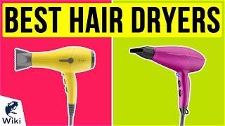 10 Best Hair Dryers 2020