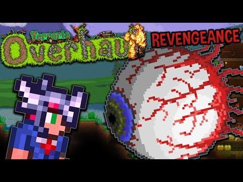 Terraria - revengeance mode - overhaul and calamity mods