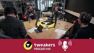 Tweakers Podcast #89 - Nieuwe pixelrace en de waarheid over elektrische auto's