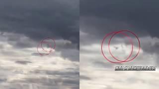 НЛО 2018! Настоящие НЛО снятые на камеру