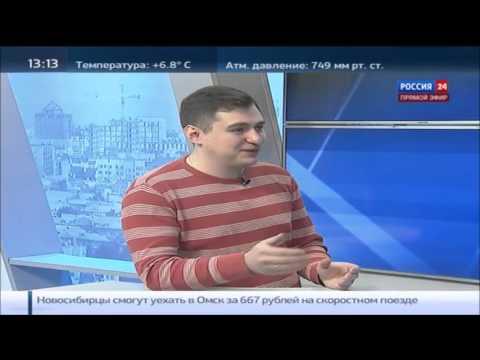 Никита Лошинский на России 24 про ЕГАИС