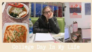 College Day In My Life // University Of Oregon // VLOG