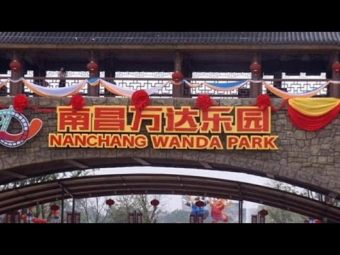 Wanda City: H Disneyland της Κίνας
