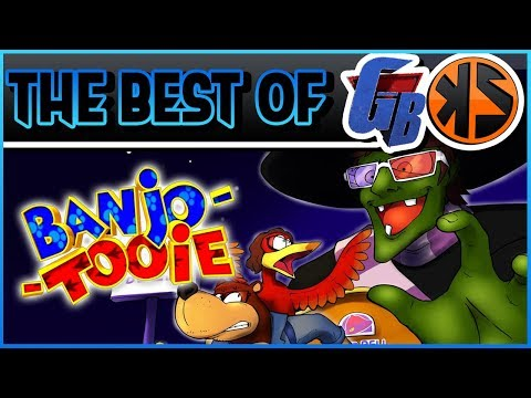 KZ x GigaBoots - The Banjo-Tooie Supercut