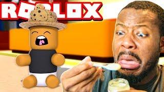 Roblox Baby Duck Flee The Facility I Eat Baby Food If I Get Caught Roblox Flee The Facility L Tankee Original Minecraftvideos Tv