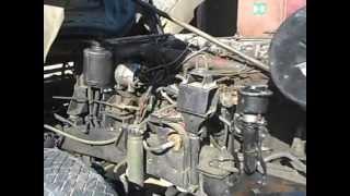 КАМАЗ с двигателем RENAULT!!!!!!!Смотрите какой зверь!!!!!