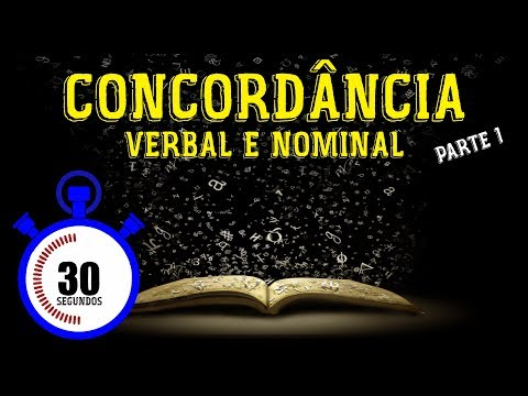 Download Questões de Concordância Verbal e Nominal - Português para Concursos Públicos HD Video