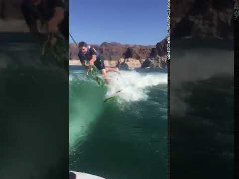Video Of Lake Mead Marina, UT